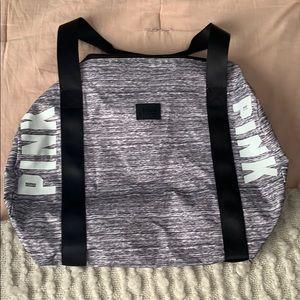 NWOT Pink Gym Bag